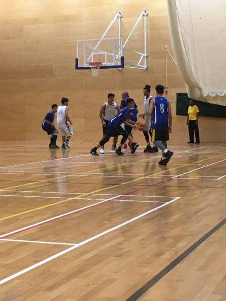U16 Basketball tournament at Holland Park School - Preview Image