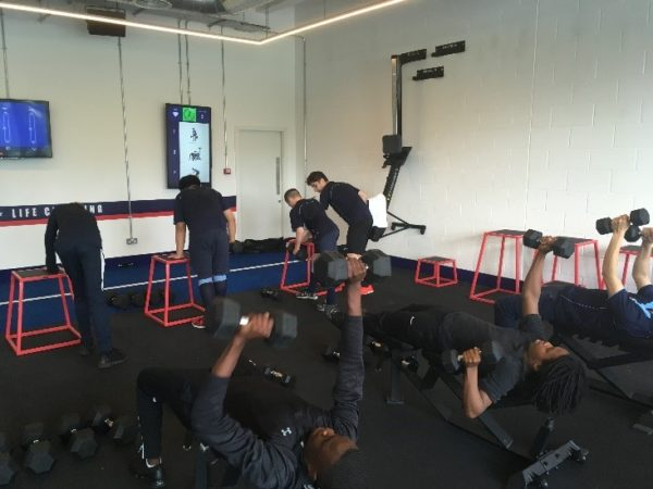 F45 Shepherd's Bush GCSE PE trip - Preview Image