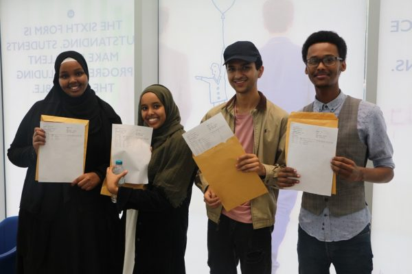 KAA celebrates exceptional first A Level results - Preview Image