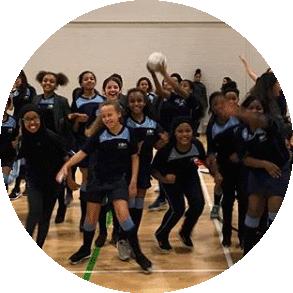 House netball interim competition won by Franklin - Preview Image