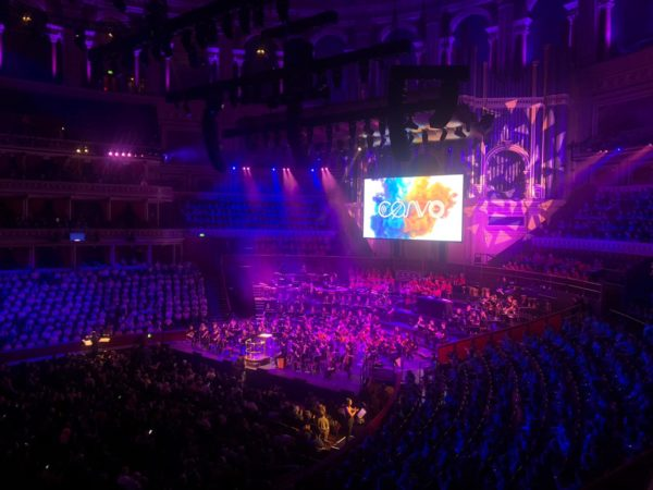 KAA Choir performs at the Royal Albert Hall - Preview Image