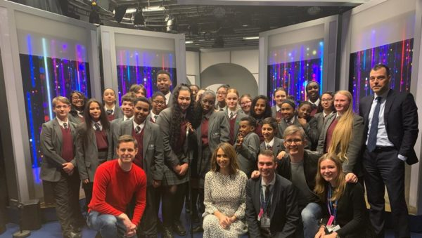 KAA Choir on the BBC One Show - Preview Image