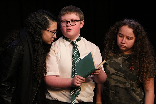 Angelou win House Drama 2019 - Preview Image