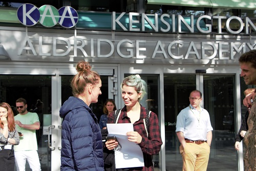 KAA celebrates another strong set of A level results - Preview Image