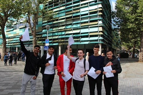Sixth Form enrolment day 2019 - Preview Image