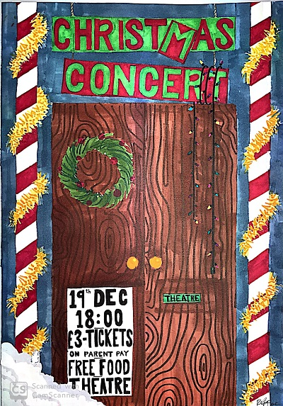 Christmas Concert tickets now on sale - Preview Image