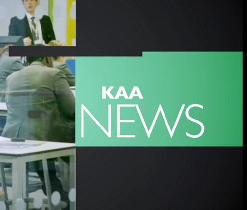 KAA News episode five released - Preview Image