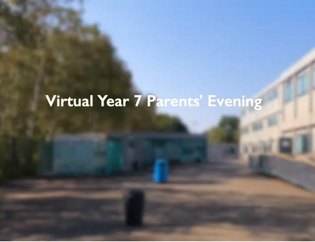 Welcome to Year 7 Parent Information Evening - Preview Image