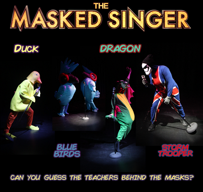 The Masked Singer KAA – Episode Two - Preview Image