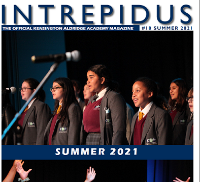 Intrepidus Magazine Summer 2021 - Preview Image